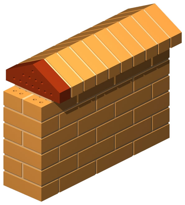Great Coping Brick (With Dropper)