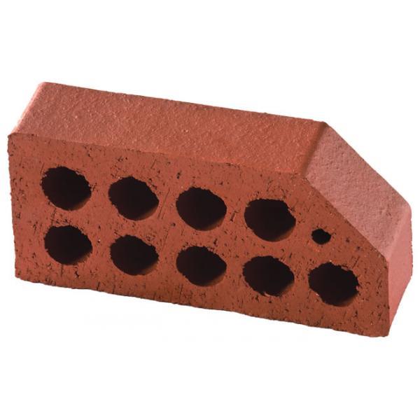 Flat Pressed Corner Brick (Cut)