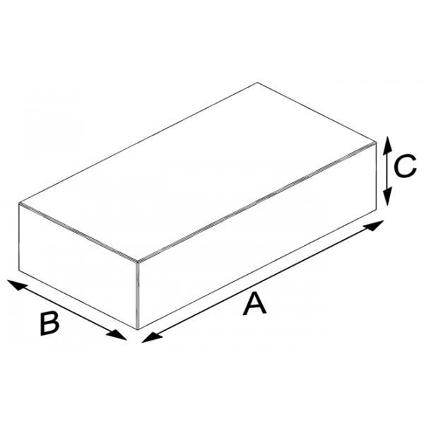Clinker Base Brick Flat