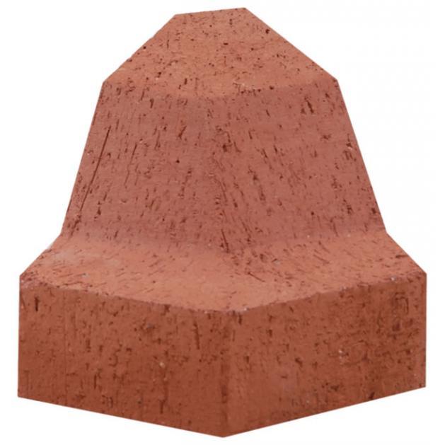 Clinker Border Outer Corner Brick (45)