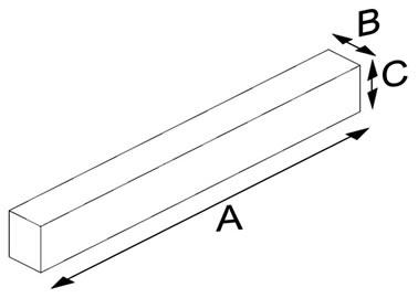 Stick Press Brick