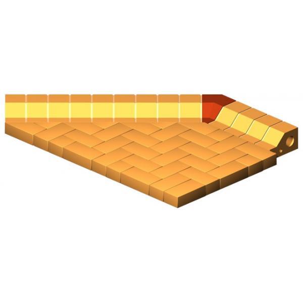 Clinker Border Inner Corner Brick (45)
