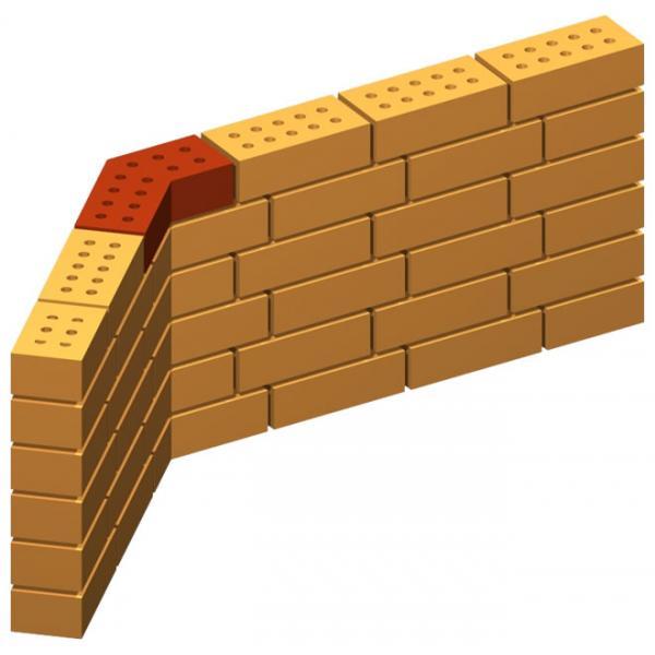 Angled Press Inner Return Brick (45)