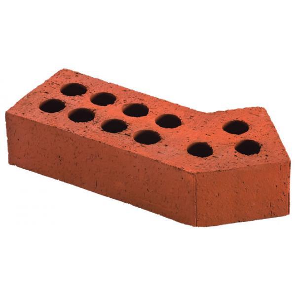Angled Press Outer Return Brick