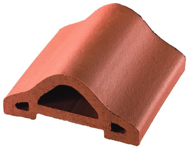 Backbone Coping Brick 20 cm