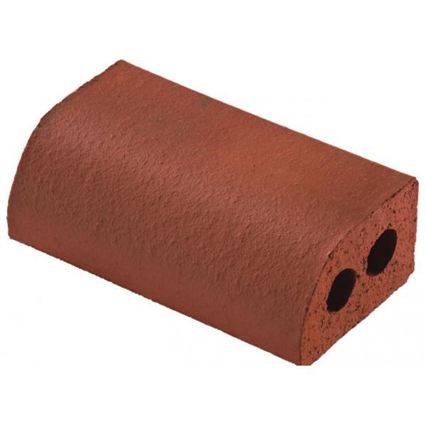 Flat Pressed Quarter Circle Brick (Small)