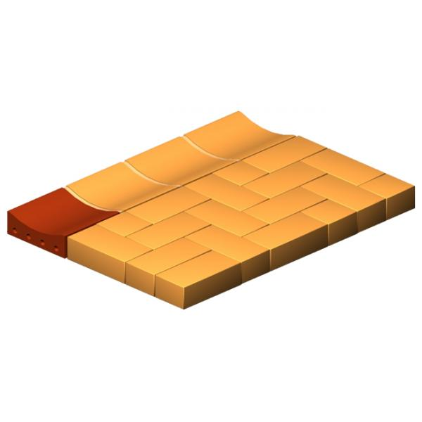 Channel Brick (Double)