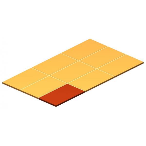 Big Ground Cotto (Flat)