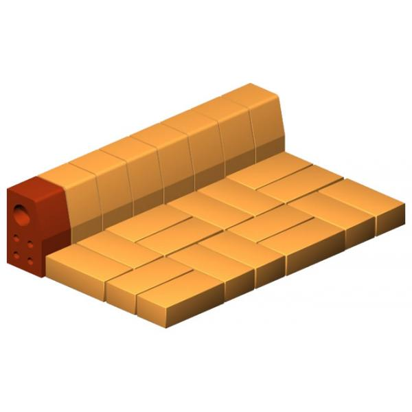 Clinker Curb Brick (Thick)