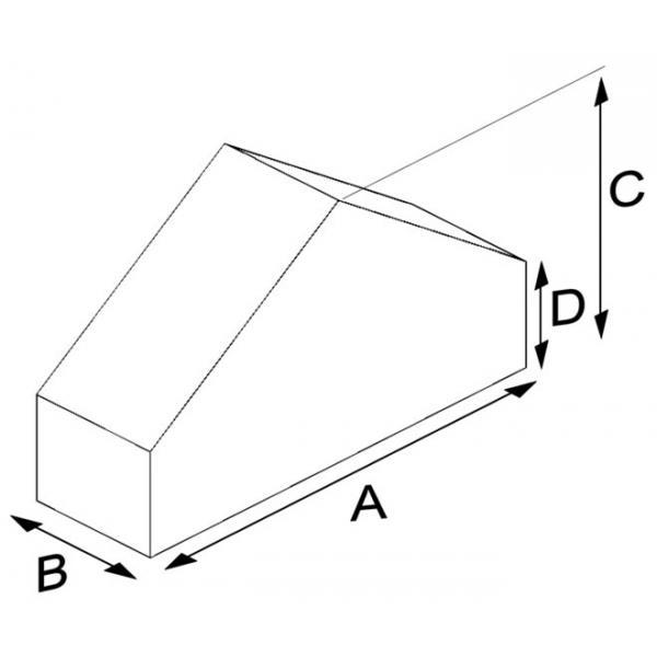 Small Coping Press Brick (Solid)