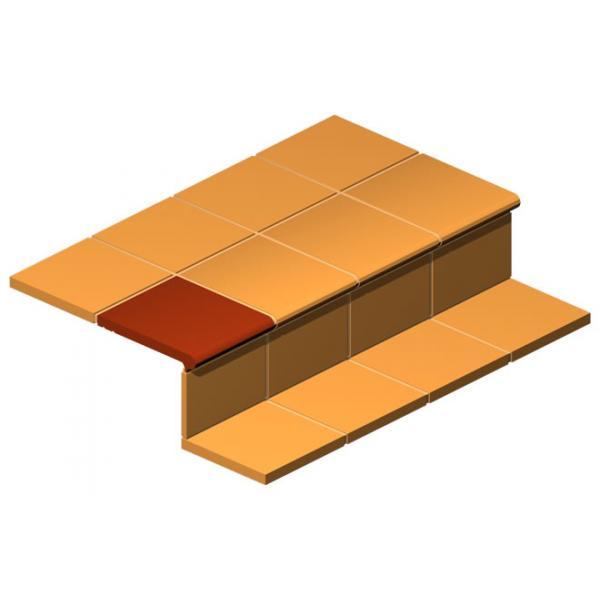 Floor Cotto Step Element